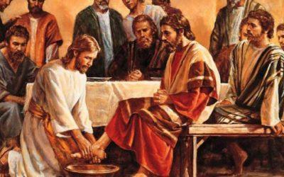 Jueves Santo: Jesús y un gesto de amor sin medida, que involucra toda su existencia
